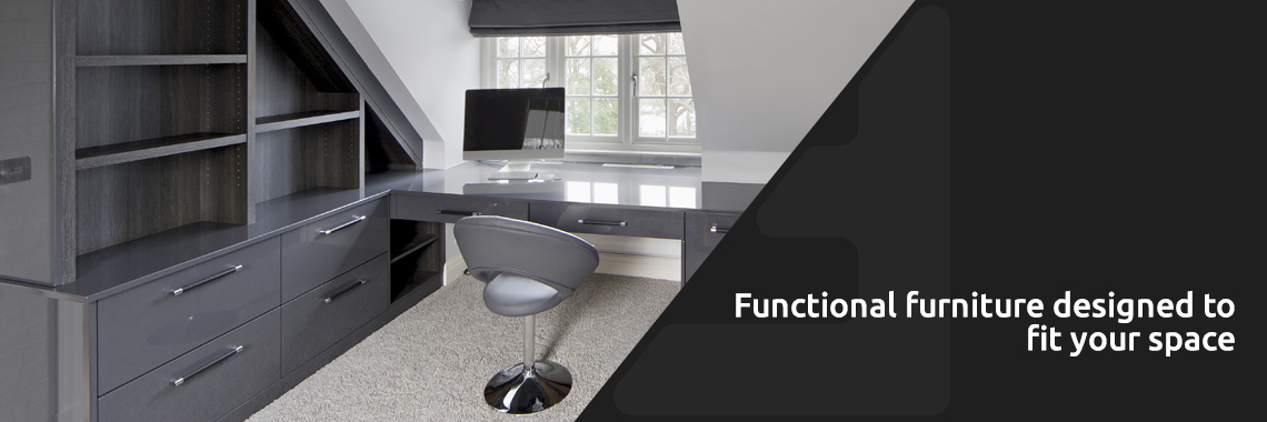 Furniture that fits your space