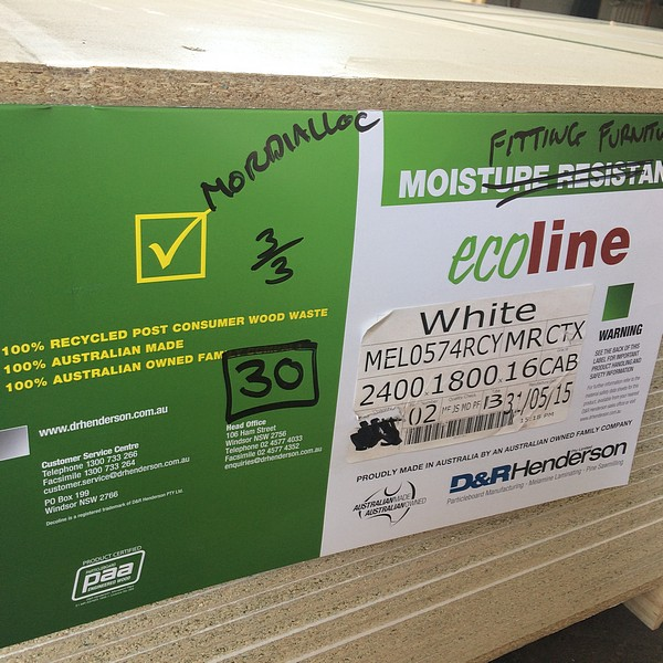 We now use Ecoline from 100% Recycled woodchips
