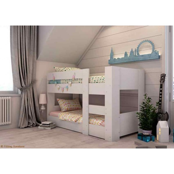 Compact bunk beds home design for Compact beds