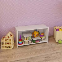 Single Open Shelf - can be used on the floor or wall mounted!
